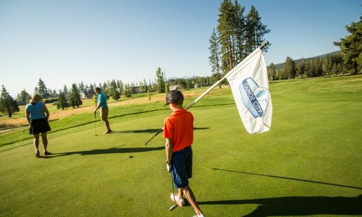 Read Reward Dad with $5 Golf in Tahoe City